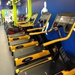 Prison Gym Machines in Albury End 1