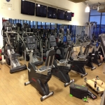 Prison Gym Machines in Bedingfield 12