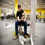 Commercial Gym Machines in Bridgend 1