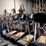 Prison Gym Machines in Appleby Parva 5