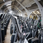 Prison Gym Machines in Albury End 12