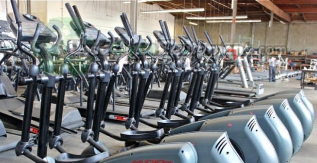 Trade Fitness Equipment in Belfast