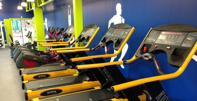 Fitness Machine Lease Plans in Appleby Parva