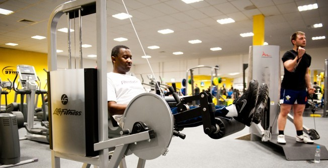 Expert Gym Packages in Aberangell