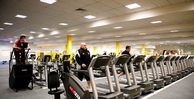 Professional Fitness Equipment in Pembrokeshire