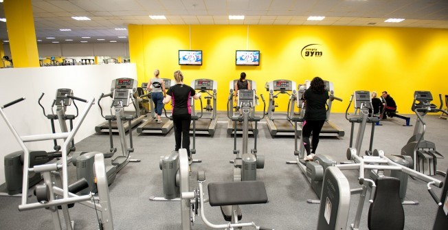 Reconditioned Exercise Machines