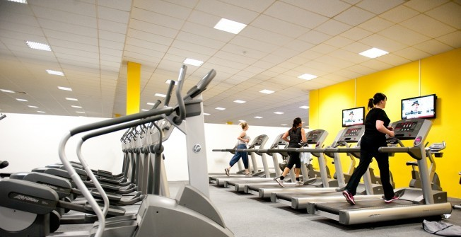Leasing Commercial Gym Equipment in Acton Burnell