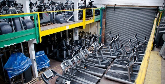 Excellent Fitness Equipment in Tipper's Hill