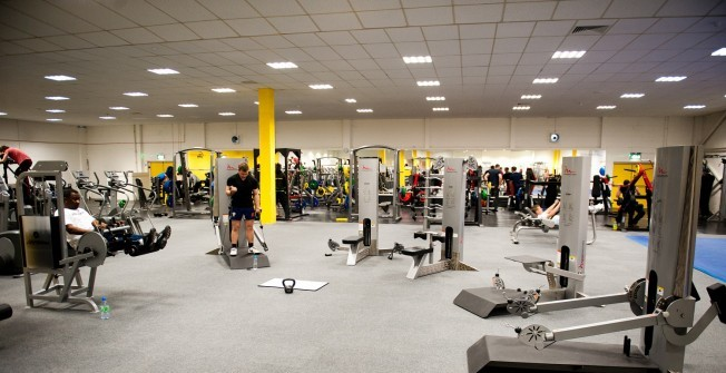 Leasing Gym Equipment in Merthyr Tydfil